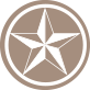 Texas Tan Star Graphic